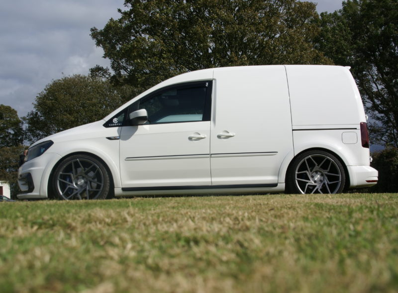 VW Caddy 4 Veemann V-FS27R